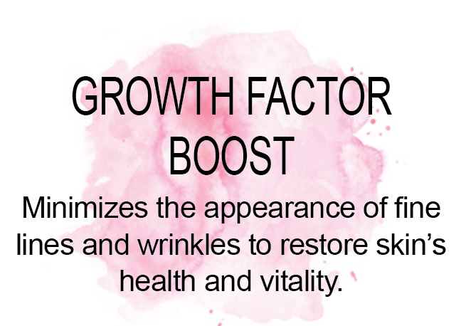growthfactor boost hydrafacial